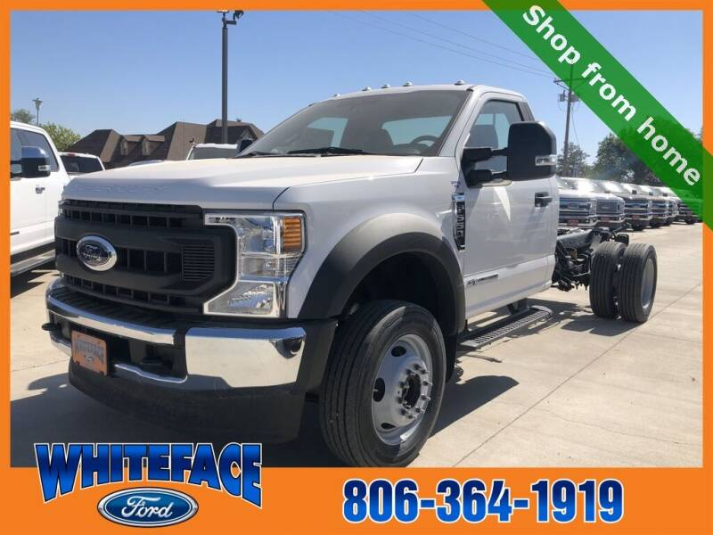 2020 Ford F-550 Super Duty for sale in Hereford, TX