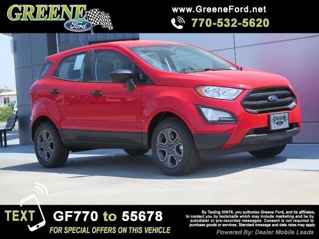 2021 Ford EcoSport for sale at Nerd Motive, Inc. - NMI in Atlanta GA