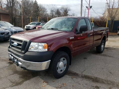 2006 Ford F-150 for sale at Automotive Center in Detroit MI