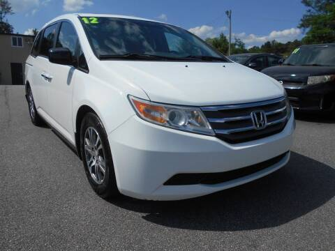2012 Honda Odyssey for sale at AutoStar Norcross in Norcross GA