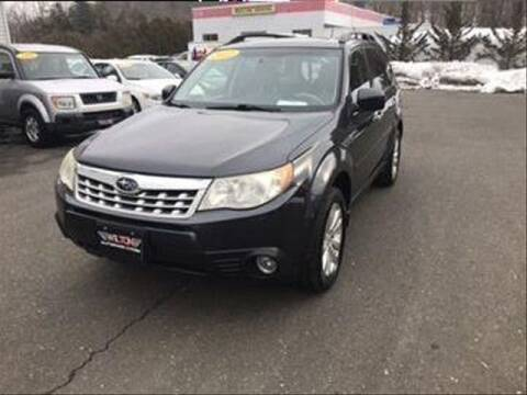 2012 Subaru Forester for sale at Wilton Auto Park.com in Wilton CT