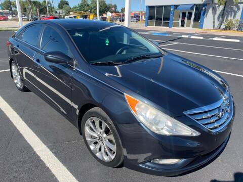 2012 Hyundai Sonata for sale at Eden Cars Inc in Hollywood FL
