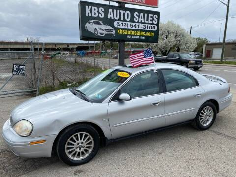 2003 Mercury Sable for sale at KBS Auto Sales in Cincinnati OH