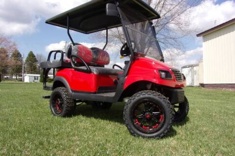 2016 Club Car Precedent Phantom 48 Volt for sale at Area 31 Golf Carts - Electric 4 Passenger in Acme PA