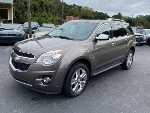 2011 Chevrolet Equinox for sale at Luxury Auto Innovations in Flowery Branch GA