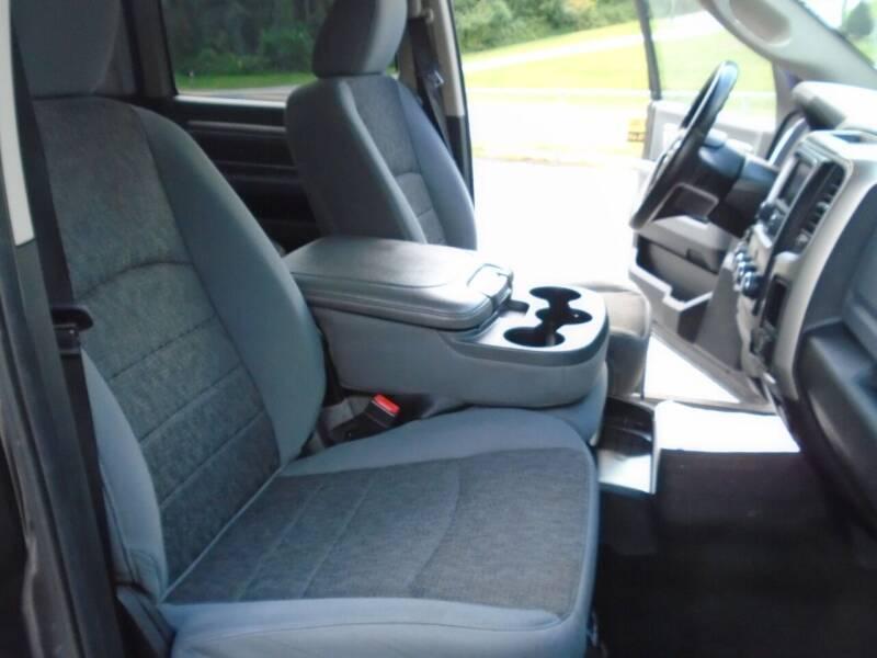 2014 RAM Ram Pickup 1500 4x4 Big Horn 4dr Crew Cab 5.5 ft. SB Pickup - Westminster MD