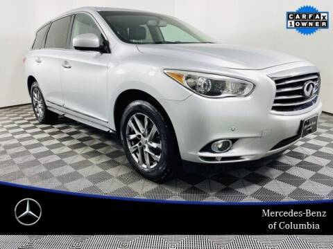 2013 Infiniti JX35 for sale at Preowned of Columbia in Columbia MO