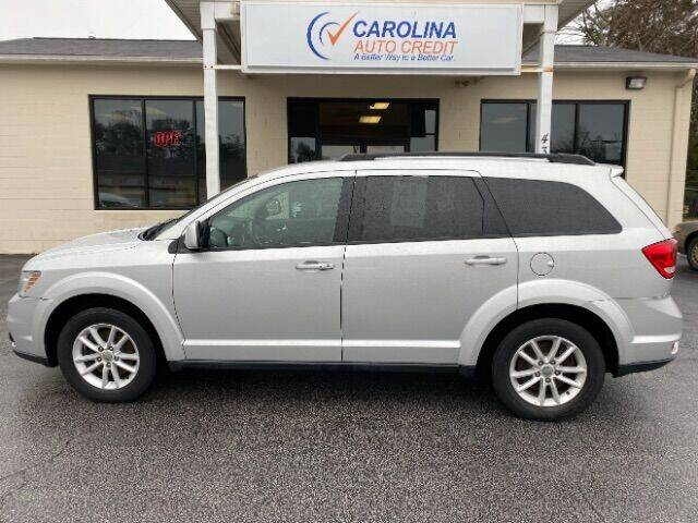 2014 Dodge Journey for sale at Carolina Auto Credit in Youngsville NC
