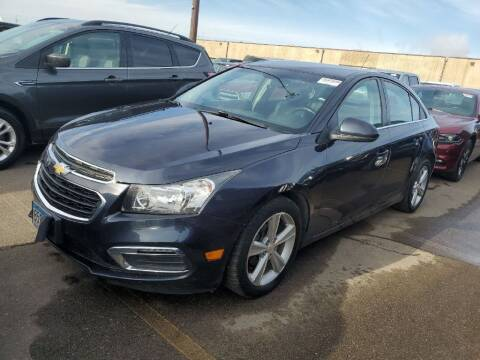 2015 Chevrolet Cruze for sale at Affordable 4 All Auto Sales in Elk River MN