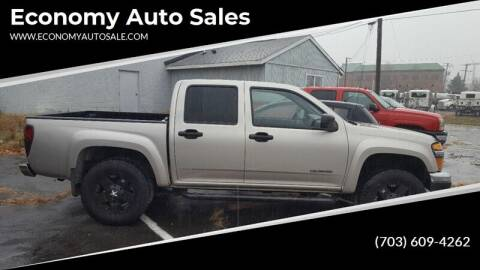 2005 Chevrolet Colorado for sale at Economy Auto Sales in Dumfries VA