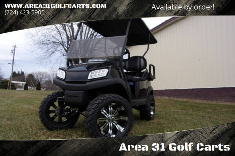 2019 Club Car Tempo Gas EFI 4 Passenger for sale at Area 31 Golf Carts - Gas 4 Passenger in Acme PA