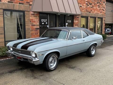 1970 Chevrolet Nova for sale at MGM Classic Cars in Addison, IL