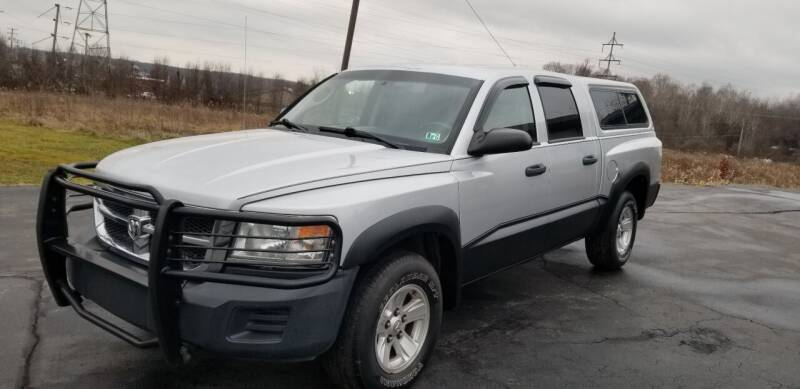 2008 Dodge Dakota for sale at Country Auto Sales in Boardman OH