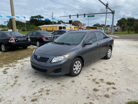 2010 Toyota Corolla for sale at SKYLINE AUTO SALES LLC in Winter Haven FL