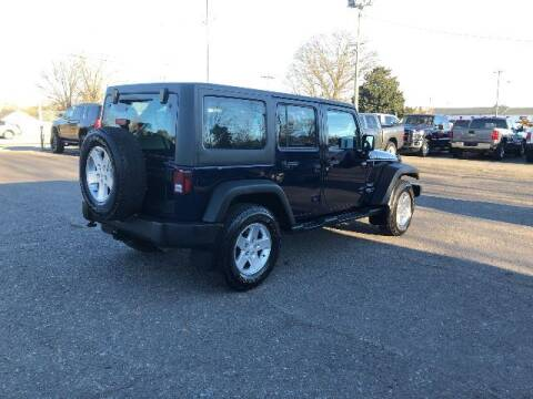 2013 Jeep Wrangler Unlimited for sale at Super Cars Direct in Kernersville NC