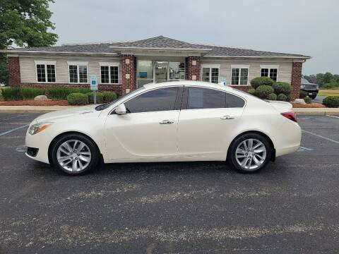 2014 Buick Regal for sale at Pierce Automotive, Inc. in Antwerp OH