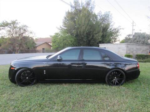 2014 Rolls-Royce Ghost for sale at Auto Sport Group in Delray Beach FL