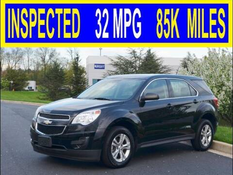 2014 Chevrolet Equinox for sale at Elite Motors INC in Joppa MD