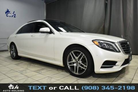 2016 Mercedes-Benz S-Class for sale at AUTO HOLDING in Hillside NJ