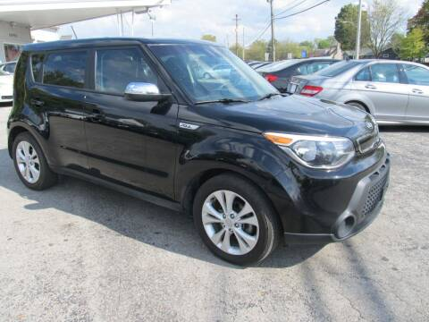 2014 Kia Soul for sale at St. Mary Auto Sales in Hilliard OH