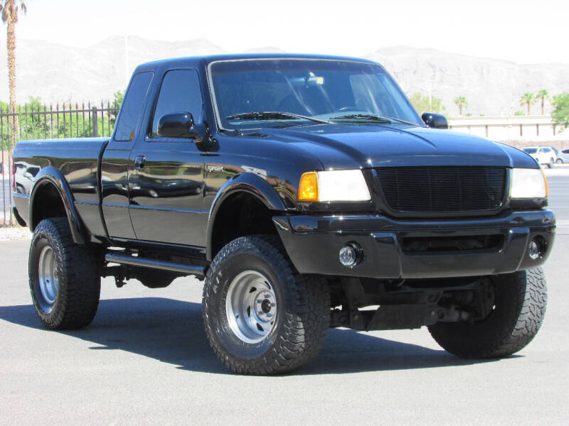 2001 Ford Ranger for sale at Best Auto Buy in Las Vegas NV