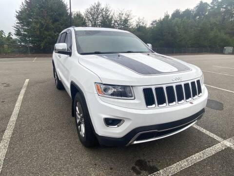 2014 Jeep Grand Cherokee for sale at CU Carfinders in Norcross GA