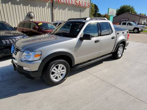 2008 Ford Explorer Sport Trac for sale at De Anda Auto Sales in Storm Lake IA