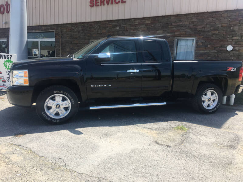 2010 Chevrolet Silverado 1500 for sale at K B Motors in Clearfield PA