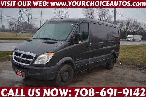 2008 Dodge Sprinter Cargo for sale at Your Choice Autos - Crestwood in Crestwood IL