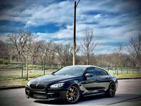 2015 BMW M6 for sale at ARCH AUTO SALES in St. Louis MO