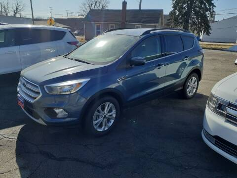 2018 Ford Escape for sale at Albia Motor Co in Albia IA