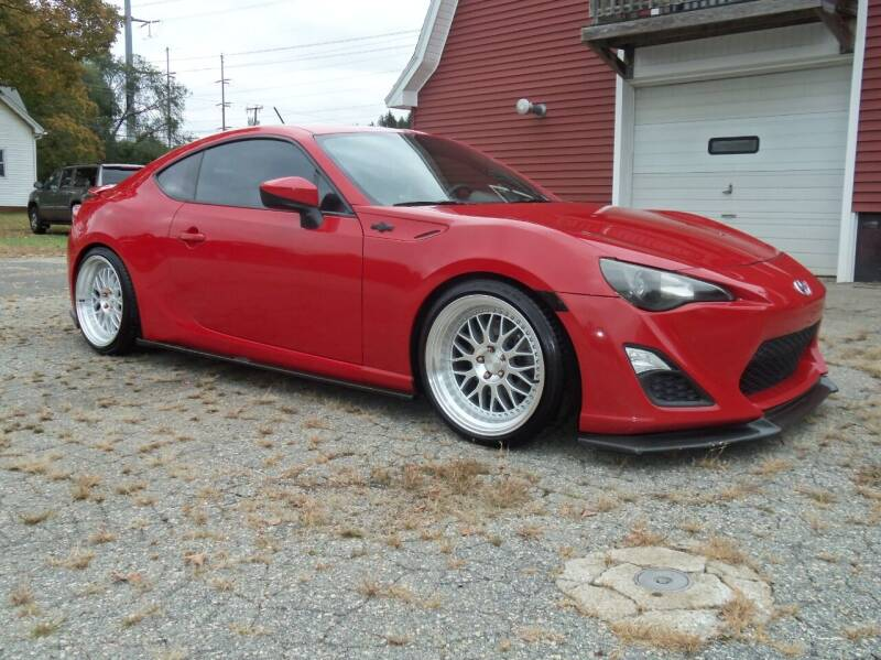 2013 Scion FR-S for sale at Red Barn Motors, Inc. in Ludlow MA