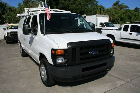 2014 Ford E-Series Cargo for sale at Mike's Trucks & Cars in Port Orange FL