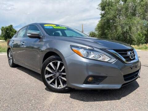 2017 Nissan Altima for sale at UNITED Automotive in Denver CO