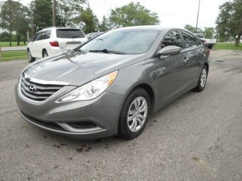 2013 Hyundai Sonata for sale at Columbus Car Company LLC in Columbus OH