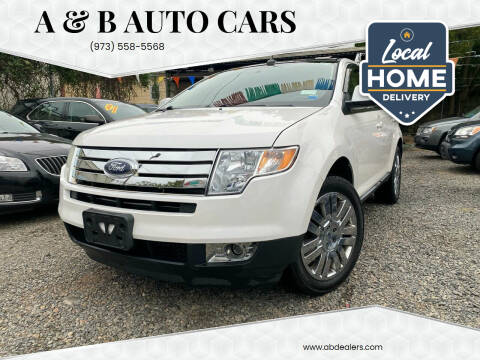 2010 Ford Edge for sale at A & B Auto Cars in Newark NJ