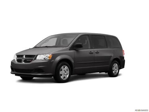 2013 Dodge Grand Caravan for sale at B & B Auto Sales in Brookings SD