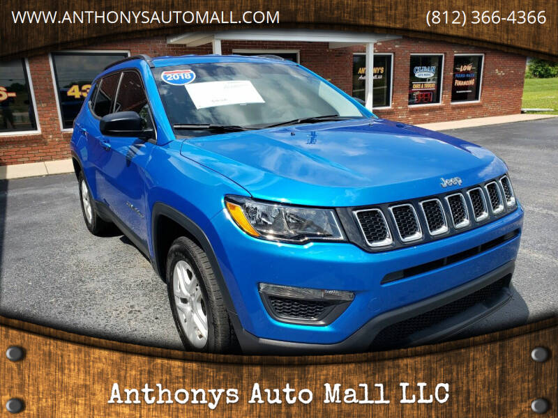 2018 Jeep Compass for sale in New Salisbury, IN