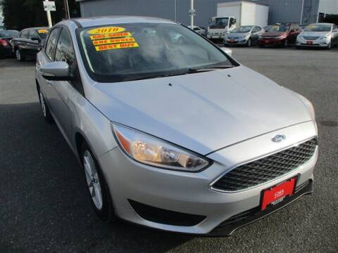 2018 Ford Focus for sale at GMA Of Everett in Everett WA