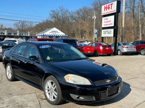 2010 Chevrolet Impala for sale at H4T Auto in Toledo OH