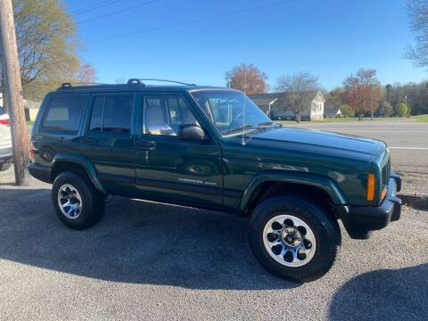 1999 Jeep Cherokee for sale at Drivers Auto Sales in Boonville NC