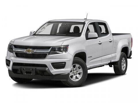 2016 Chevrolet Colorado for sale at J T Auto Group in Sanford NC