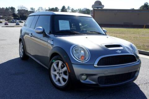 2008 MINI Cooper Clubman for sale at CU Carfinders in Norcross GA
