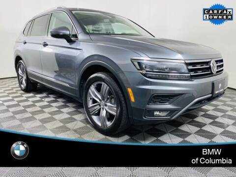 2019 Volkswagen Tiguan for sale at Preowned of Columbia in Columbia MO