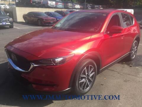 2018 Mazda CX-5 for sale at J & M Automotive in Naugatuck CT