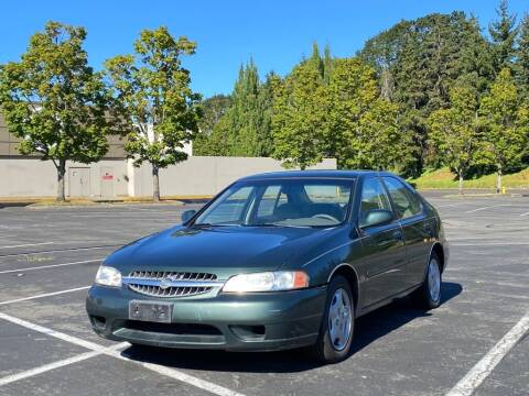 2001 Nissan Altima for sale at H&W Auto Sales in Lakewood WA