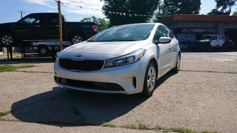 2017 Kia Forte for sale at Lamarina Auto Sales in Dearborn Heights MI