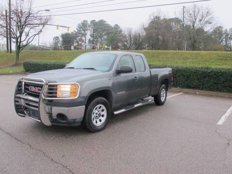 2011 GMC Sierra 1500 for sale at Best Import Auto Sales Inc. in Raleigh NC