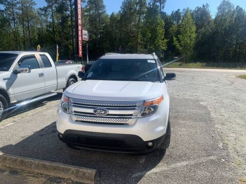 2012 Ford Explorer for sale at Premier Auto Solutions & Sales in Quinton VA