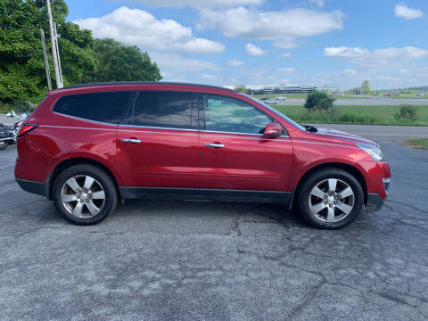 2014 Chevrolet Traverse for sale at Westview Motors in Hillsboro OH
